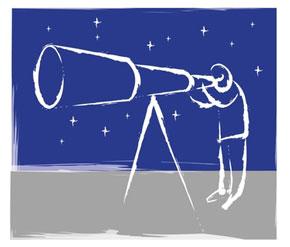 lektorat für Astronomie