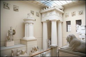 Texte der Kunstgeschichte lektorieren