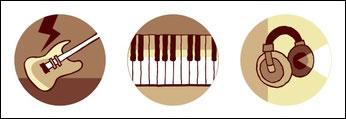 Lektorat für Musik